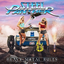 Steel Panther - Heavy Metal Rules - CD