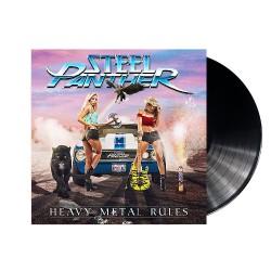 Steel Panther - Heavy Metal Rules - LP