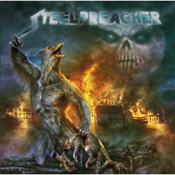 Steelpreacher - Devilution - CD