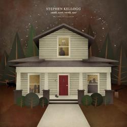 Stephen Kellogg - South, West, North, East - CD DIGISLEEVE