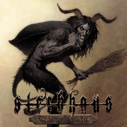 Sterbhaus - Krampusnacht - CD DIGIPAK