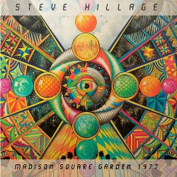 Steve Hillage - Madison Square Garden 1977 - LP COLOURED