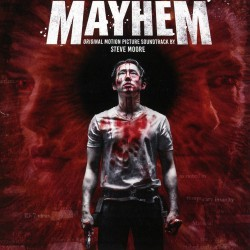 Steve Moore - Mayhem - DOUBLE LP Gatefold
