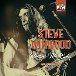 Steve Winwood - Rockin' Me Baby - CD