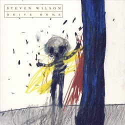 Steven Wilson - Drive Home - CD + DVD digisleeve