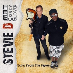 Stevie D. Feat Corey Glover - Torn From The Pages - CD