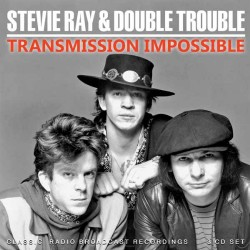 Stevie Ray & Double Trouble - Transmission Impossible - 3CD DIGIPAK