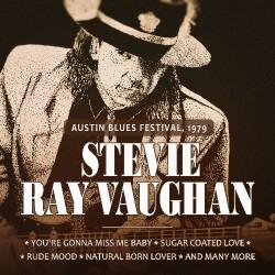 Stevie Ray Vaughan - Austin Blues Festival 1979 - CD