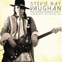 Stevie Ray Vaughan - Bumbershoot Arts Festival 1985 - DOUBLE LP Gatefold