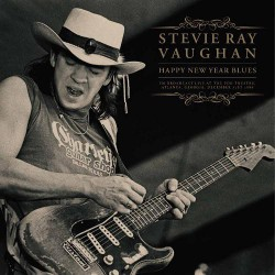 Stevie Ray Vaughan - Happy New Year Blues - DOUBLE LP Gatefold