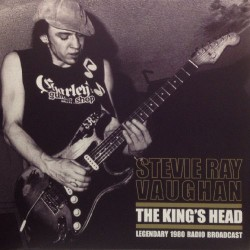 Stevie Ray Vaughan - The King's Head - LP
