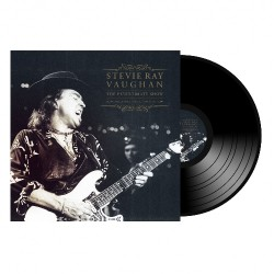 Stevie Ray Vaughan - The Penultimate Show - DOUBLE LP Gatefold