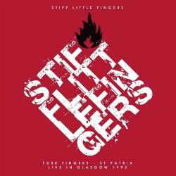 Stiff Little Fingers - Pure Fingers (St. Patrix: Live In Glasgow 1993) - DOUBLE LP GATEFOLD COLOURED