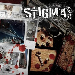 Stigma - New York Blood - CD