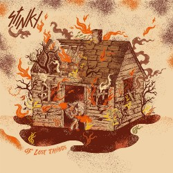 Stinky - Of Lost Things - LP COLOURED