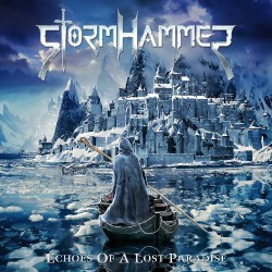 StormHammer - Echoes Of A Lost Paradise - CD