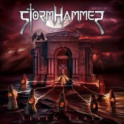 StormHammer - Seven Seals - CD DIGIPAK