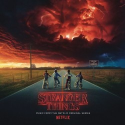 Stranger Things - Music From The Netflix Original Series - DOUBLE LP Gatefold