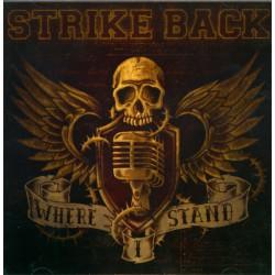 Strike Back - Where I stand - CD