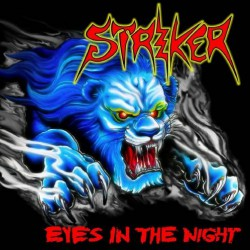 Striker - Eyes In The Night - LP Gatefold