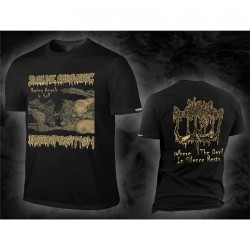 Sublime Cadaveric Decomposition - Where The Devil In Silence Rests - T-shirt (Men)