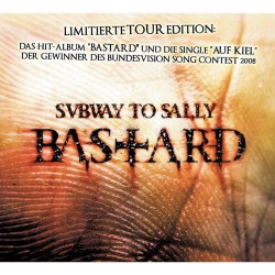 Subway To Sally - Bastard / Auf Kiel [Tour Edition] - 2CD SLIPCASE