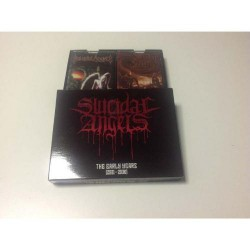 Suicidal Angels - The Early Years (2001-2006) - 2 TAPES BOXSET
