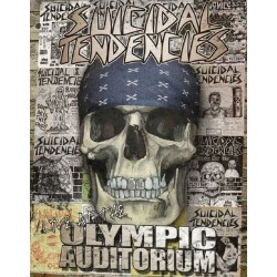 Suicidal Tendencies - Live At The Olympic Auditorium - DVD