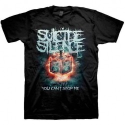 Suicide Silence - You Can't Stop Me - T-shirt (Men)