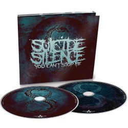 Suicide Silence - You Can't Stop Me - CD + DVD Digipak