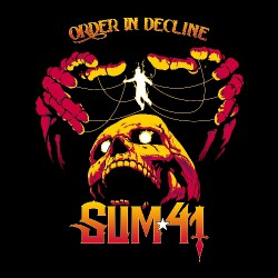 Sum 41 - Order In Decline - CD DIGISLEEVE