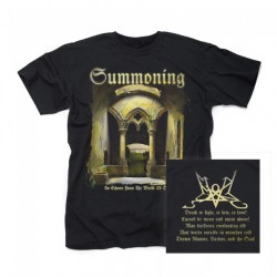 Summoning - As Echoes From The World Of Old - T-shirt (Men)