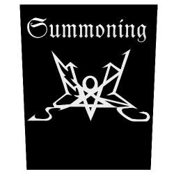 Summoning - Logo - BACKPATCH