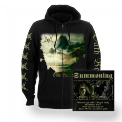 Summoning - Oath Bound - Hooded Sweat Shirt Zip (Men)