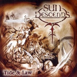 Sun Descends - Tide & Law - CD