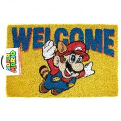 Super Mario - Welcome - DOORMAT