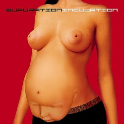 Supuration - Incubation - CD DIGIPAK SLIPCASE