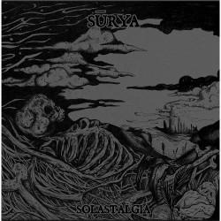 Surya - Solastalgia - CD DIGISLEEVE