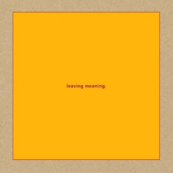 Swans - Leaving Meaning - DOUBLE CD