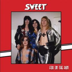 Sweet - Fox On The Run - Rare Studio Tracks - LP COLOURED