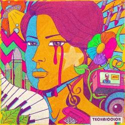 Sweet Lizzy Project - Technicolor - CD DIGISLEEVE