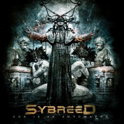 Sybreed - God is an Automaton - CD SLIPCASE