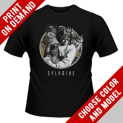 Sylvaine - Twins - Print on demand