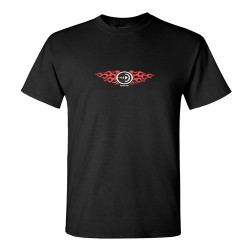 Synapscape - Flames - T-shirt (Men)