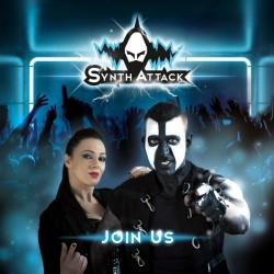 SynthAttack - Join Us - CD DIGIPAK