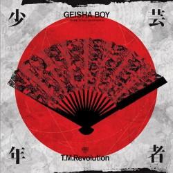 T.M. Revolution - Geisha Boy - CD