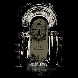 T.O.M.B. - Fury Nocturnus - CD DIGIPAK