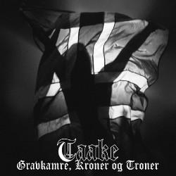 Taake - Gravkamre, Kroner og Troner - DOUBLE CD SLIPCASE