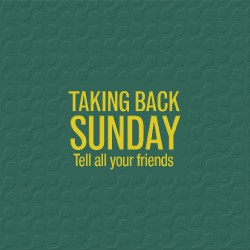 Taking Back Sunday - Tell All Your Friends - CD + DVD slipcase