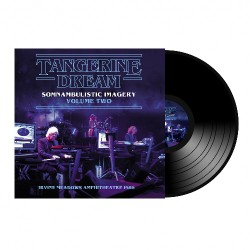 Tangerine Dream - Somnambulistic Imagery Vol.2 - DOUBLE LP Gatefold